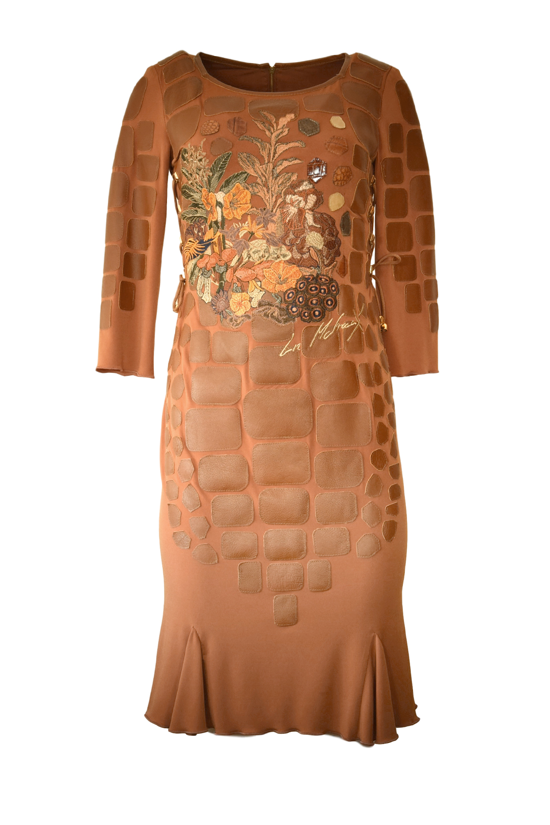 Kleid Autumn Colours
