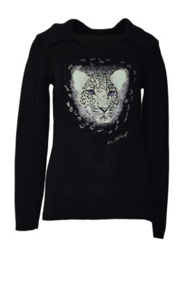 Pulli mit wilderness-embroidery