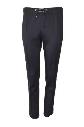 Hose schwarz Jersey