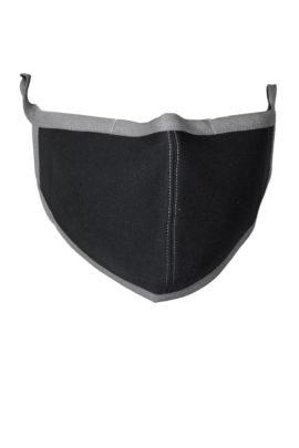 Schutzmaske-Couture