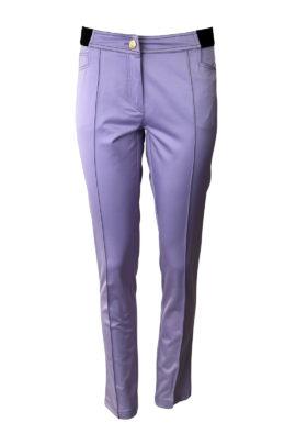 Jeans, Baumwolle & Lycra, mit elastic Bündchen