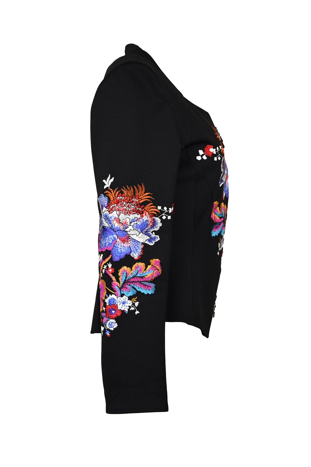 "Jacke mit ""maxi-paisley-embroidery"", multicolor"