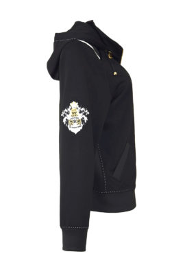 "Blouson mit ""heraldic-embroidery"", 4 Motive"