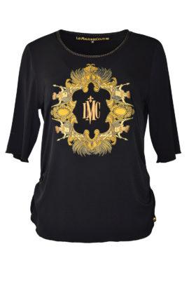 """Amirage-Shirt mit """"amirage-embroidery, Kurzarm"""